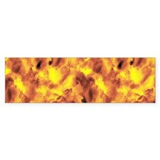 Raging Inferno Bumper Sticker