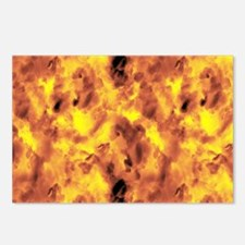 Raging Inferno Postcards (Package of 8)