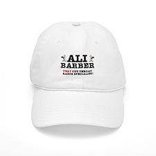 ALI BARBER - CUT THROAT Baseball Cap