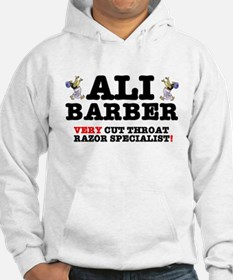 ALI BARBER - CUT THROAT Hoodie