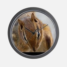 Ninja Chipmunk Wall Clock