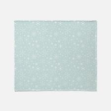 Anticipated Snow Throw Blanket