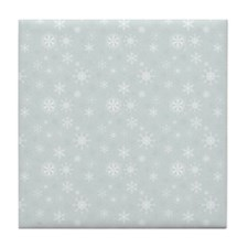 Winter Wonder Tile Coaster