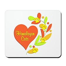 Himalayan Heart Mousepad