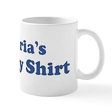 Victoria birthday shirt Coffee Mug