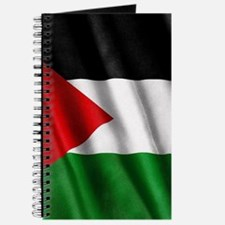 Palestine Flag Journal