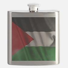 Palestine Flag Flask