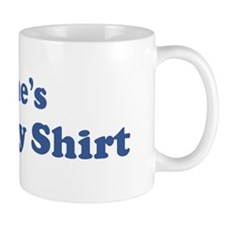 Irene birthday shirt Mug