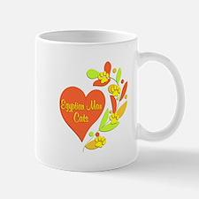 Egyptian Mau Heart Mug