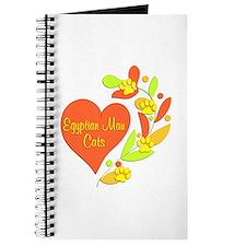 Egyptian Mau Heart Journal