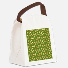 Most Popular Candies Canvas Lunch Bag