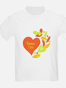 Birman Heart T-Shirt