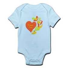 Birman Heart Infant Bodysuit