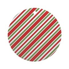 Rice Crispy Treat Ornament (Round)