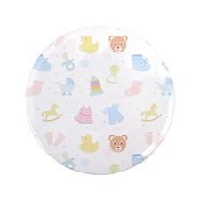 """Baby Wish List 3.5"""" Button"""