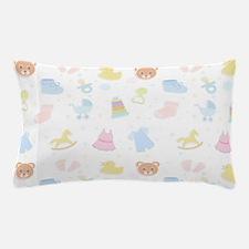 Baby Wish List Pillow Case