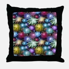 Celebrating Freedom Throw Pillow