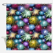 Celebrating Freedom Shower Curtain
