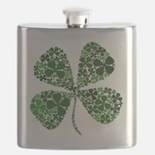 Lucky Irish Clover of Clovers Flask