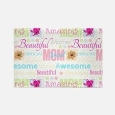 Mothers Day Rectangle Magnet