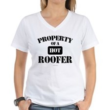 Property of a Hot Roofer T-Shirt