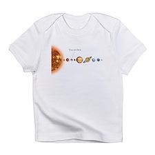 Funny Mercury Infant T-Shirt