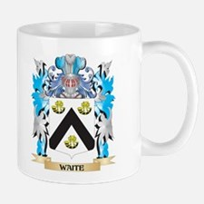 Waite Coat of Arms - Family Crest Mugs