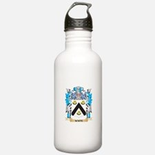 Waite Coat of Arms - F Water Bottle