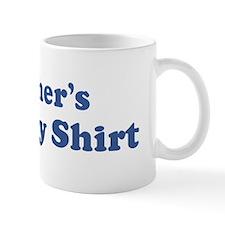 Heather birthday shirt Mug