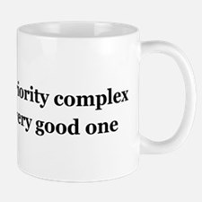 Inferiority Complex Mug