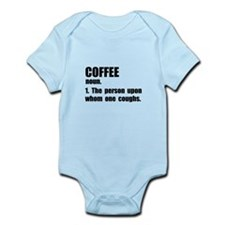 Coffee Definition Body Suit