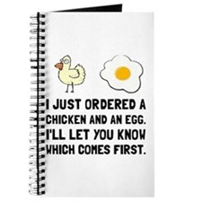 Chicken And Egg Journal