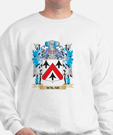 Walsh Coat of Arms - Family Crest Jumper