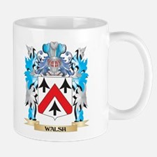 Walsh Coat of Arms - Family Crest Mugs