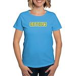 Getbud.net - Bubble logo Women's Dark T-Shirt