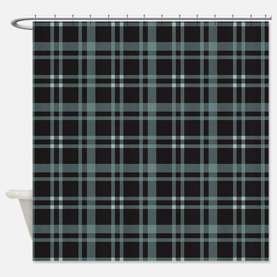 Plaid-18-2 Shower Curtain