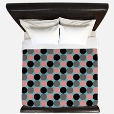 Dots-2-08-2 King Duvet