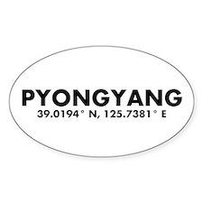 Pyongyang Decal
