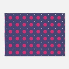 Dots-2-50 5'x7'Area Rug