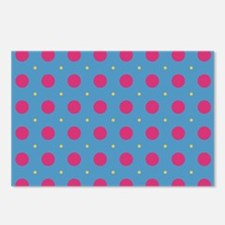 Dots-2-48 Postcards (Package of 8)