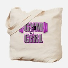 Gym Girl Design 5 Tote Bag