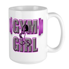 Gym Girl Design 5 Mug