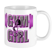 Gym Girl Design 5 Mug