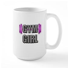 Gym Girl Design 2 Mugs