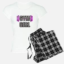 Gym Girl Design 2 Pajamas