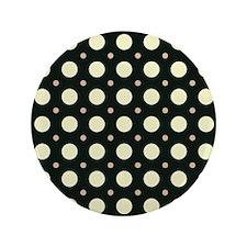 "Dots-2-31 3.5"" Button"