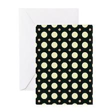 Dots-2-31 Greeting Card