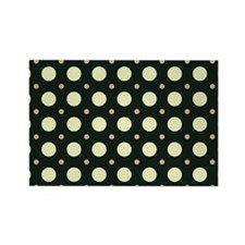 Dots-2-31 Rectangle Magnet