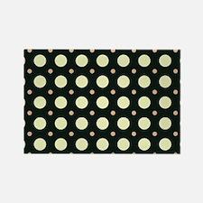 Dots-2-31 Rectangle Magnet