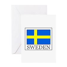 Sweden Greeting Cards